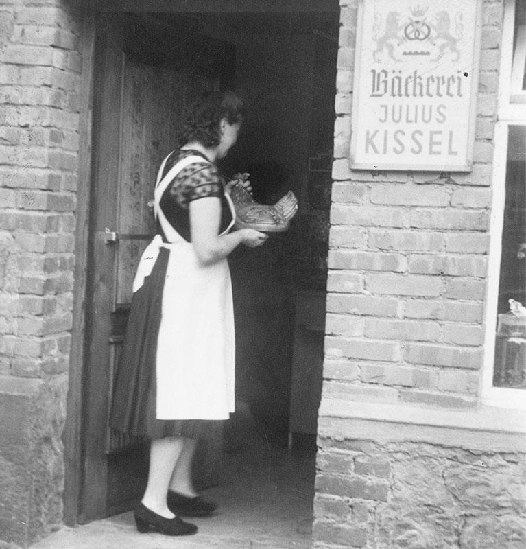 Kissel 1949 - Die neue Backstube